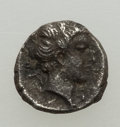 Ancients:Ancient Lots  , Ancients: GROUP LOTS. Greek. Lot of three (3) AR fractions.VF-About XF.... (Total: 3 coins)