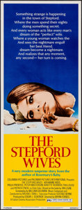 "Movie Posters:Science Fiction, The Stepford Wives (Columbia, 1975). Insert (14"" X 36""). Science Fiction.. ..."