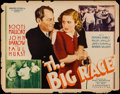 "Movie Posters:Drama, The Big Race (Showmens Pictures, 1934). Half Sheet (22"" X 28"").Drama.. ..."