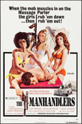 """Movie Posters:Bad Girl, The Manhandlers (Premiere Releasing, 1973). One Sheet (27"""" X 41"""").Bad Girl.. ..."""