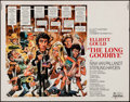 "Movie Posters:Crime, The Long Goodbye (United Artists, 1973). Half Sheet (22"" X 28"")Style C. Crime.. ..."