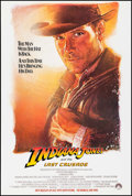 "Movie Posters:Action, Indiana Jones and the Last Crusade (Paramount, 1989). Teaser OneSheet (27"" X 40.5""). Action.. ..."