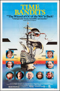 """Movie Posters:Fantasy, Time Bandits & Others Lot (Avco Embassy, 1981). One Sheets (2)(27"""" X 41"""") & One Sheet (26.75"""" X 39.75""""). Terry GilliamArtw... (Total: 3 Items)"""