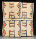American Indian Art:Pipes, Tools, and Weapons, A Pair of Contemporary Cheyenne Parfleche Envelopes... (Total: 2Items)