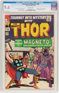 Silver Age (1956-1969):Superhero, Journey Into Mystery #109 (Marvel, 1964) CGC NM+ 9.6 Off-whitepages....
