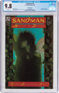 Modern Age (1980-Present):Horror, Sandman #8 Editorial Variant (DC, 1989) CGC NM/MT 9.8 White pages....