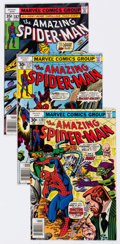 Modern Age (1980-Present):Superhero, The Amazing Spider-Man Group of 29 (Marvel, 1977-93) Condition:Average NM-.... (Total: 29 Comic Books)
