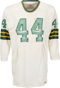 bf679ecff Circa 1966 Donny Anderson Game Worn Green Bay Packers Jersey