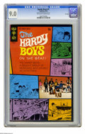 Bronze Age (1970-1979):Miscellaneous, Hardy Boys #1 File Copy (Gold Key, 1970) CGC VF/NM 9.0 Off-white towhite pages. Overstreet 2005 VF/NM 9.0 value = $48; NM- ...