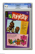 "Bronze Age (1970-1979):Cartoon Character, H.R. Pufnstuf #3 File Copy (Gold Key, 1971) CGC NM- 9.2 Off-whiteto white pages. Photo cover. CGC notes: ""From the Random H..."