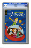 "Bronze Age (1970-1979):Cartoon Character, The Jetsons #36 File Copy (Gold Key, 1970) CGC NM- 9.2 Off-whitepages. CGC notes: ""From the Random House Archives."" Overstr..."