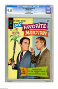 Bronze Age (1970-1979):Miscellaneous, My Favorite Martian #9 File Copy (Gold Key, 1966) CGC VF/NM 9.0.Bill Bixby and Ray Walston photo cover . Last issue. Overst...