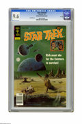 """Bronze Age (1970-1979):Science Fiction, Star Trek #50 File Copy (Gold Key, 1978) CGC NM+ 9.6 Off-white to white pages. Al McWilliams art. CGC notes: """"From the Rando..."""