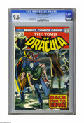 Bronze Age (1970-1979):Horror, Tomb of Dracula #16 (Marvel, 1974) CGC NM+ 9.6 Off-white to whitepages. Gen Colan and Tom Palmer art. Overstreet 2005 NM- 9...