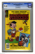 Bronze Age (1970-1979):Cartoon Character, Walt Disney Showcase #48 Pinocchio - File Copy (Gold Key, 1979) CGCVF/NM 9.0 Off-white to white pages. Overstreet 2005 VF/N...