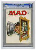 "Magazines:Mad, Mad #120 Gaines File pedigree (EC, 1968) CGC NM- 9.2 White pages.""Cool Hand Luke"" parody. Norman Mingo cover. Mort Drucker,..."