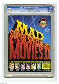 Magazines:Mad, Mad Super Special #46 Gaines File pedigree (EC, 1984) CGC VF 8.0White pages. Hollywood movie issue. Bob Clarke cover. Note ...