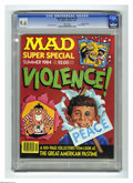 Magazines:Humor, Mad Special #47 Gaines File pedigree (EC, 1984) CGC NM+ 9.6 Whitepages. Violence issue. Bob Clarke cover. Overstreet 2005 N...