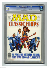 Mad Special #54 Gaines File pedigree (EC, 1986) CGC NM/MT 9.8 White pages. Richard Williams cover. Overstreet 2005 NM- 9...