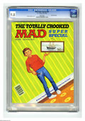 Modern Age (1980-Present):Humor, Mad Special #60 Gaines File pedigree (EC, 1987) CGC NM/MT 9.8 Whitepages. Richard Williams cover. Overstreet 2005 NM- 9.2 v...