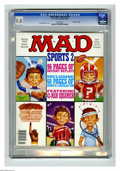 Modern Age (1980-Present):Humor, Mad Special #70 Gaines File pedigree (EC, 1990) CGC NM/MT 9.8 Whitepages. Greg Theakston cover. Overstreet 2005 NM- 9.2 val...