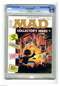 """Magazines:Mad, Mad Special #76 Gaines File pedigree (EC, 1991) CGC NM- 9.2 Whitepages. Frank Kelly Freas cover. Titled """"Mad Collector's Se..."""