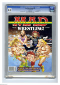 Modern Age (1980-Present):Humor, Mad Special #80 Gaines File pedigree (EC, 1992) CGC VF+ 8.5 Whitepages. Wrestling issue. Mort Drucker cover. Overstreet 200...