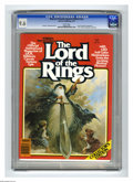 "Magazines:Miscellaneous, Warren Presents #nn Lord of the Rings (Warren, 1979) CGC NM+ 9.6 White pages. Forest J. Ackerman story. ""Lord of the Rings"" ..."