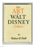 Books:Creator Biography, Robert D. Feild - The Art of Walt Disney Hardback File Copy(Macmillan Company, 1942). No dust jacket; otherwise, VF conditi...