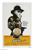 """Movie Posters:Hitchcock, Family Plot (Universal, 1976). One Sheet (27"""" X 41""""). Alfred Hitchcock's last film is a comedy/mystery with Barbara Harris a..."""