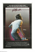 "Movie Posters:Drama, Footloose (Paramount, 1984). One Sheet (27"" X 41""). ""I thought thiswas a party. LET'S DANCE!"" Kevin Bacon stars as Ren McCo..."