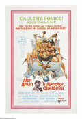"""Movie Posters:Comedy, Inspector Clouseau (United Artists, 1968). One Sheet (27"""" X 41""""). """"There is a time to laugh and a time not to laugh, and thi..."""