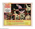 "Movie Posters:Documentary, Let the Good Times Roll (Columbia, 1973). Half Sheet (22"" X 28""). A multi-screen documentary of the 1950s featuring classic ..."