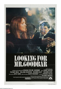 """Movie Posters:Drama, Looking for Mr. Goodbar (Paramount, 1977). One Sheet (27"""" X 41""""). """"We're all hurt someplace and we're all looking for a pain..."""