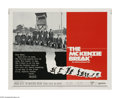 """Movie Posters:War, The McKenzie Break (United Artists, 1971). Half Sheet (22"""" X 28"""").During the waning days of WWII, a group of German prisone..."""