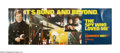 "Movie Posters:Drama, The Spy Who Loved Me (United Artists, 1976). Banner (21"" X 59""). When both a British and a Russian submarine disappear, Jame..."