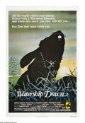 "Movie Posters:Animated, Watership Down (AVCO Embassy Pictures, 1978). One Sheet (27"" X 41""). In this very realistic animated tale, a group of rabbit..."