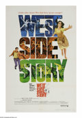 """Movie Posters:Musical, West Side Story (United Artists, R-1968). One Sheet (27"""" X 41""""). Robert Wise's classic musical is an updated version of Shak..."""