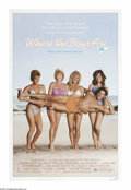 "Movie Posters:Comedy, Where the Boys Are (Tri Star Pictures, 1984). One Sheet (27"" X 41""). Four college girls on Spring Break look for fun and rom..."