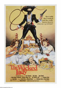 """Movie Posters:Adventure, The Wicked Lady (MGM/UA, 1983). One Sheet (27"""" X 41""""). Faye Dunawaystars in this remake of the 1945 Margaret Lockwood film ..."""