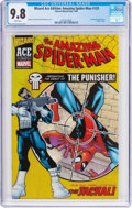Modern Age (1980-Present):Superhero, Wizard Ace Edition: Amazing Spider-Man #129 (Marvel/Wizard Pub., 2002) CGC NM/MT 9.8 White pages....