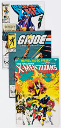 Modern Age (1980-Present):Miscellaneous, Marvel Modern Age Long Box Group (Marvel, 1980s-2000s) Condition: Average VF....