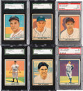 Baseball Cards:Sets, 1941 Play Ball Complete Set (72). ...