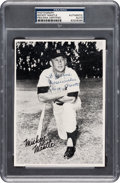 Baseball Collectibles:Photos, 1960's Mickey Mantle Vintage Signed Photograph....