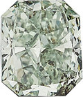 Estate Jewelry:Unmounted Diamonds, Unmounted Fancy Intense Green Diamond. ...