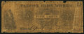 Obsoletes By State:Ohio, Niles, OH- James Ward & Co. at Falcon Iron Works Store 5¢ Apr.1869. ...