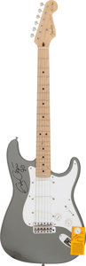 Musical Instruments:Electric Guitars, Eric Clapton Signed 1988 Signature Series Fender StratocasterElectric Guitar....