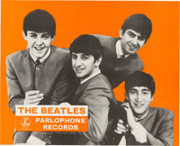 Beatles - The Beatles 1963 EMI Parlophone Promo Poster (UK, 1963)
