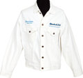 Music Memorabilia:Memorabilia, Paul McCartney World Tour Crew Jacket (Circa 1989)....