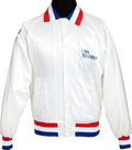 Music Memorabilia:Memorabilia, Bruce Springsteen Born in the U.S.A. World Tour/Crew Jacket (Circa1984-85)....